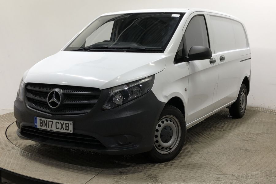 MERCEDES VITO 111 CDI 114 COMPACT SWB LOW ROOF - 12007 - 5