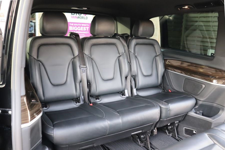 MERCEDES V-CLASS V250 CDI 190 BLUETEC SPORT EXTRA LONG 8 SEATS 7G-TRONIC PLUS - 11775 - 50