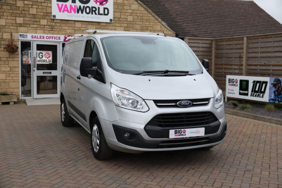 FORD TRANSIT CUSTOM 290 TDCI 130 L1H1 TREND SWB LOW ROOF FWD - 10465 - 3