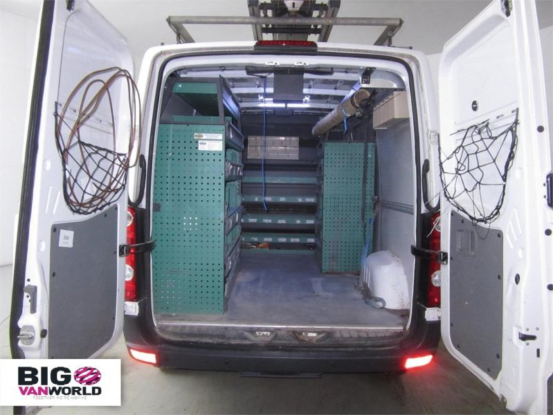VOLKSWAGEN CRAFTER CR30 TDI 109 SWB LOW ROOF - 7354 - 14