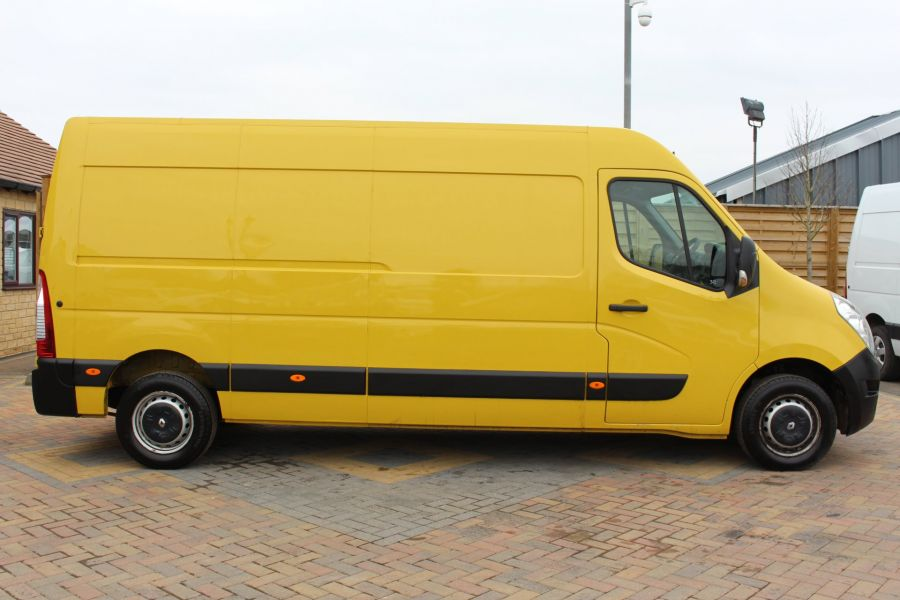 RENAULT MASTER LM35 DCI 125 LWB MEDIUM ROOF - 7494 - 4