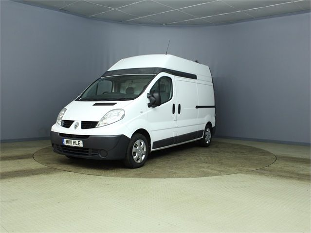 RENAULT TRAFIC LH29 DCI 115 LWB HIGH ROOF - 7432 - 5