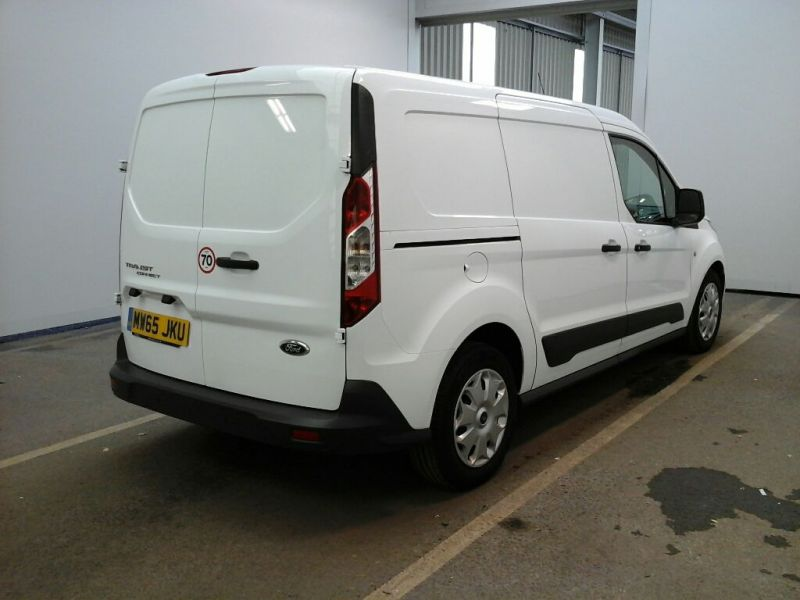 FORD TRANSIT CONNECT 240 TDCI 95 L2H1 TREND LWB LOW ROOF - 9741 - 2