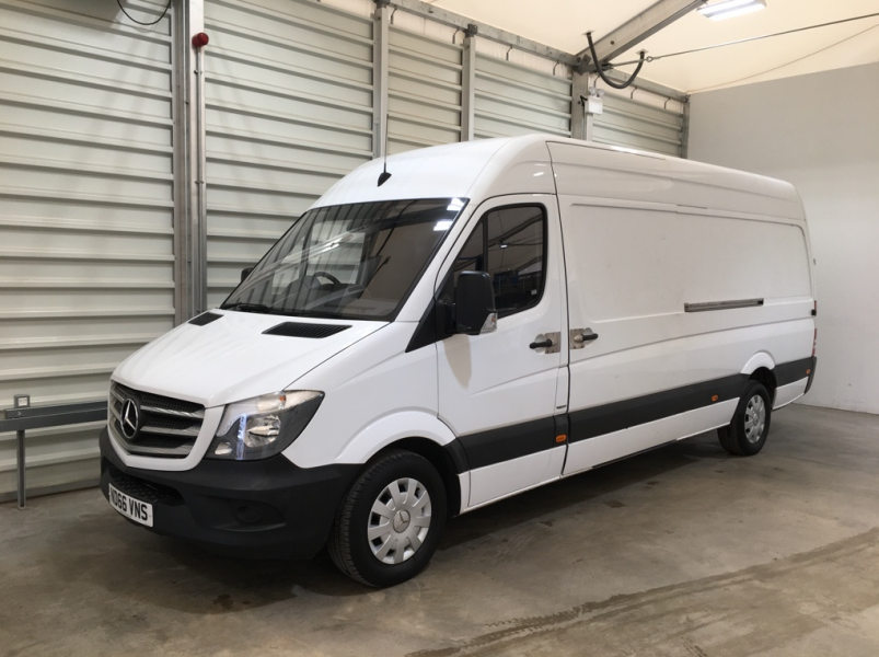 MERCEDES SPRINTER 314 CDI 140 PREMIUM EDITION LWB HIGH ROOF - 11256 - 8