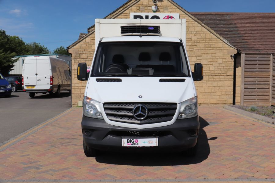 MERCEDES SPRINTER 313 CDI 129 MWB FRIDGE BOX - 10964 - 11