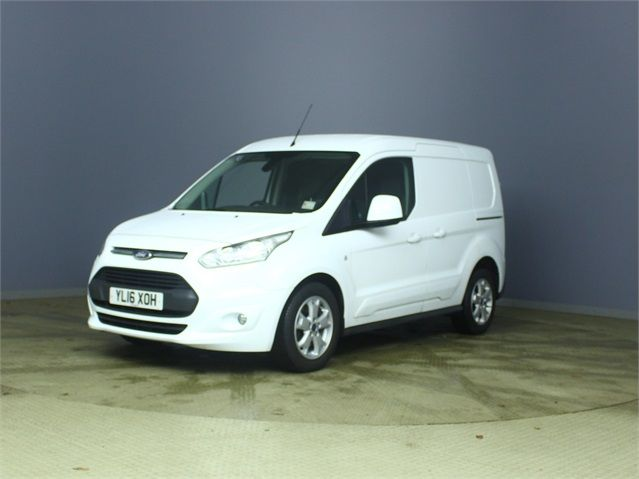 FORD TRANSIT CONNECT 200 TDCI 120 L1 H1 LIMITED SWB LOW ROOF - 7012 - 5