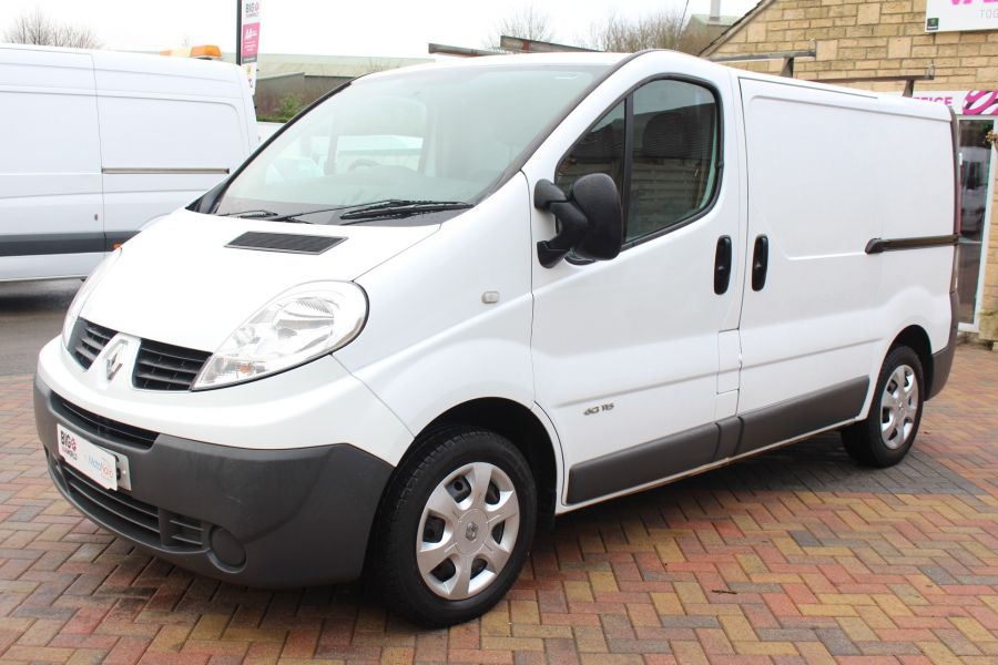 RENAULT TRAFIC SL27 DCI 115 L1 H1 SWB LOW ROOF - 7062 - 8