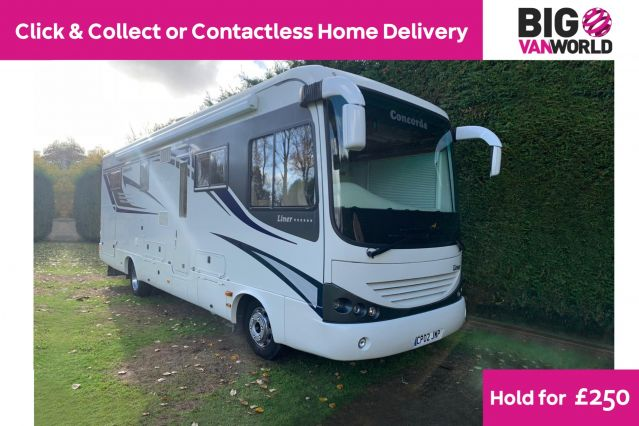 Used CONCORDE LINER in Used Vans Swindon for sale