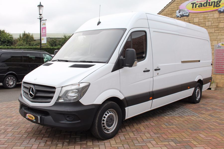 MERCEDES SPRINTER 313 CDI LWB HIGH ROOF - 5112 - 5