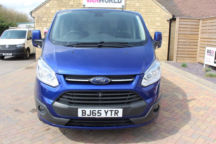 FORD TRANSIT CUSTOM 290 TDCI 125 L1 H1 LIMITED SWB LOW ROOF FWD - 9056 - 9