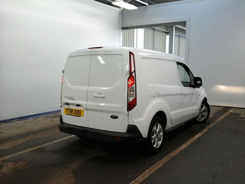 FORD TRANSIT CONNECT 200 TDCI 120 L1H1 LIMITED SWB LOW ROOF - 10606 - 3