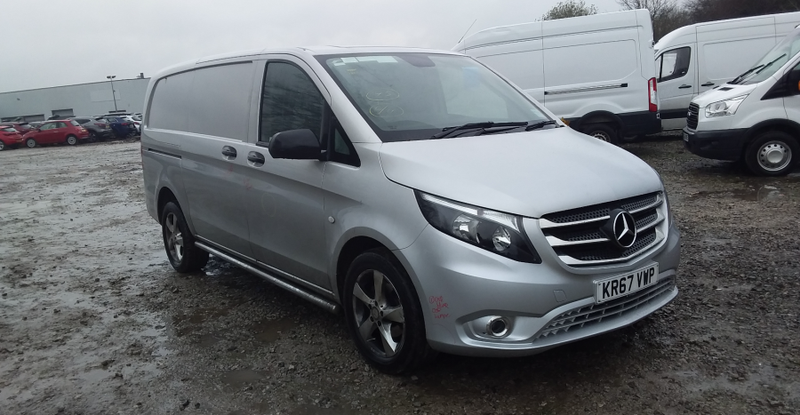 MERCEDES VITO 116 CDI 163 BLUETEC SPORT LWB LOW ROOF - 11937 - 1