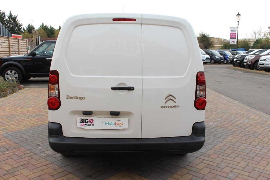 CITROEN BERLINGO 750 HDI 90 L2 H1 LX LWB LOW ROOF - 8454 - 6