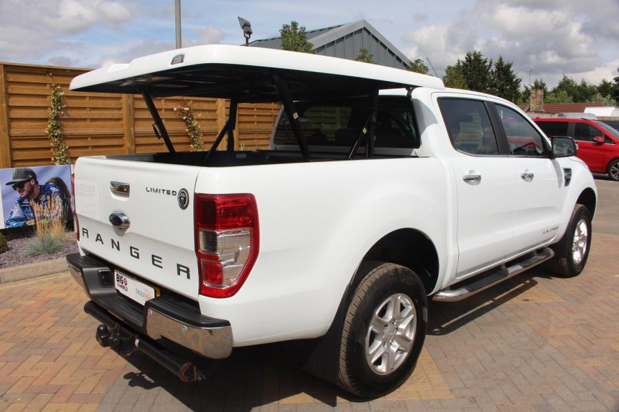 FORD RANGER 2.2 TDCI LIMITED 4X4 DOUBLE CAB WITH MOUNTAIN TOP - 6374 - 26