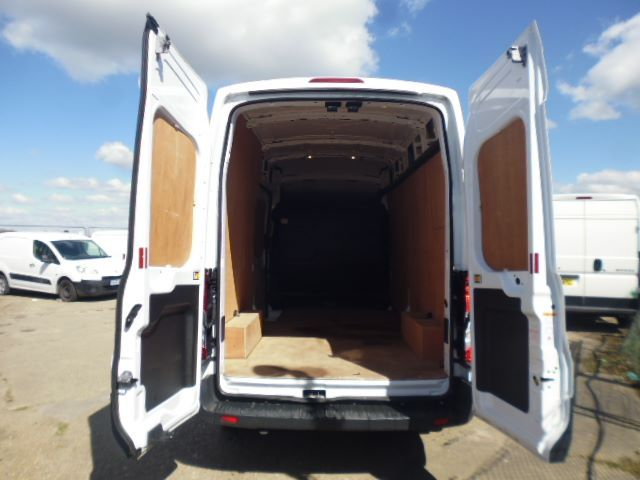 FORD TRANSIT 350 TDCI 125 L3 H3 LWB HIGH ROOF - 6322 - 3