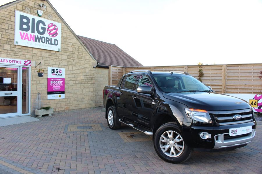 FORD RANGER WILDTRAK TDCI 200 4X4 DOUBLE CAB WITH ROLL'N'LOCK TOP - 8339 - 2
