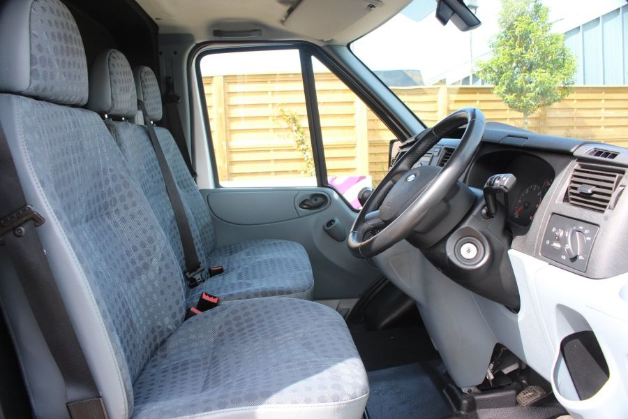 FORD TRANSIT 350 TDCI 140 TREND LWB HIGH ROOF FWD - 6215 - 11