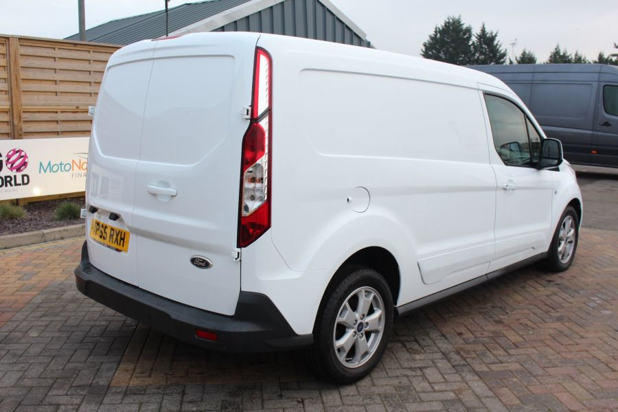 FORD TRANSIT CONNECT 240 TDCI 115 L2 L1 LIMITED LWB LOW ROOF - 8603 - 5