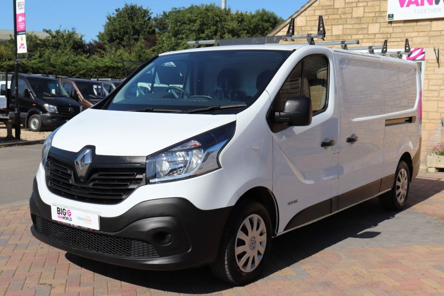 RENAULT TRAFIC LL29 DCI 115 BUSINESS LWB LOW ROOF - 9391 - 8