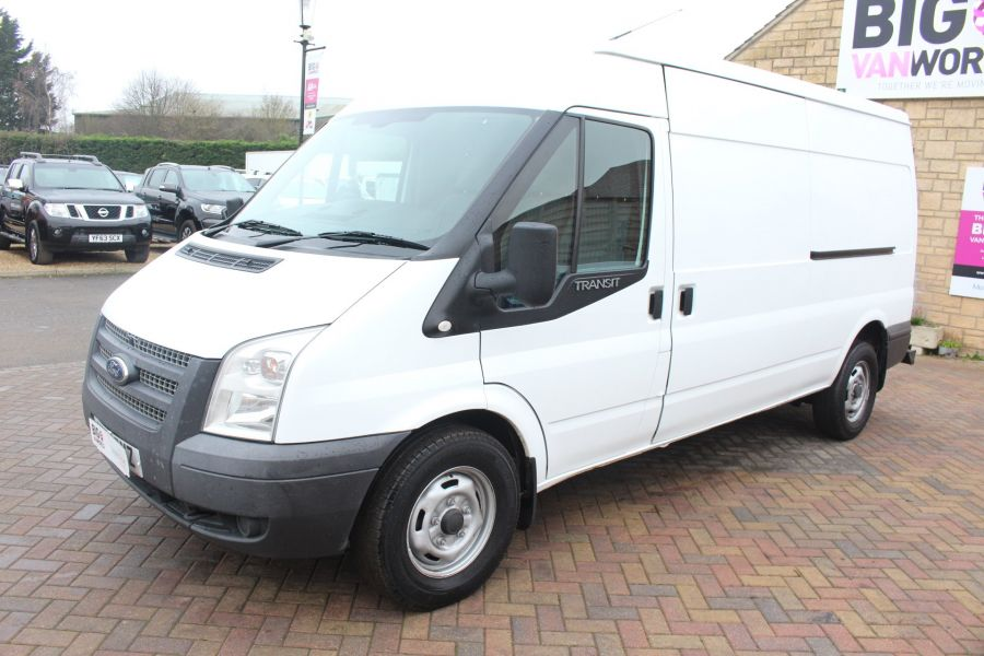 FORD TRANSIT 350 TDCI 100 LWB MEDIUM ROOF FWD - 6683 - 8