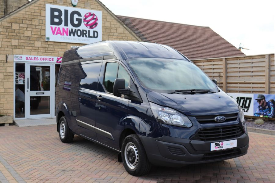 FORD TRANSIT CUSTOM 310 TDCI 100 L2H2 LWB HIGH ROOF FWD - 9697 - 2