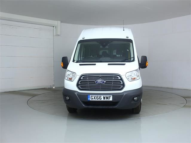 FORD TRANSIT 460 TDCI 125 L4 H3 TREND 17 SEAT BUS HIGH ROOF DRW RWD - 7579 - 6