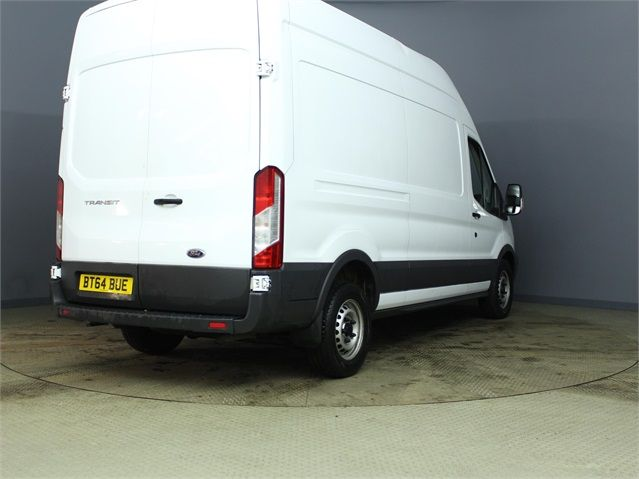 FORD TRANSIT 350 TDCI 155 L3 H3 LWB HIGH ROOF FWD - 7227 - 2