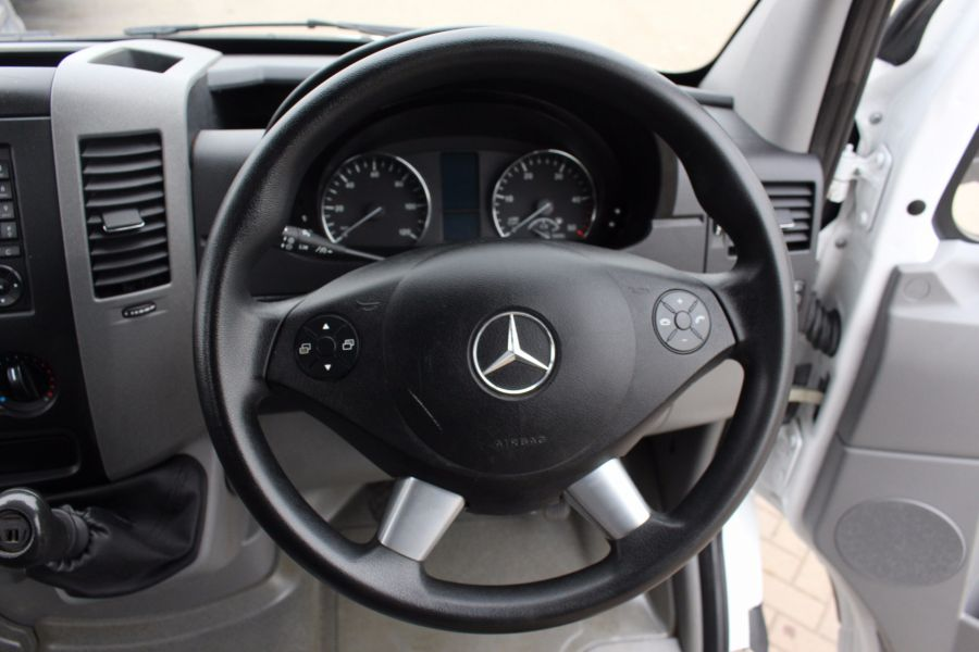 MERCEDES SPRINTER 313 CDI LWB 13FT 6IN ALLOY DROPSIDE - 5295 - 11