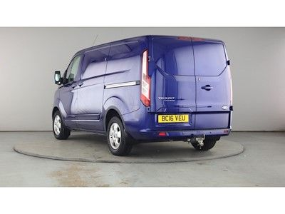 FORD TRANSIT CUSTOM 270 TDCI 125 L1H1 LIMITED SWB LOW ROOF - 11459 - 6