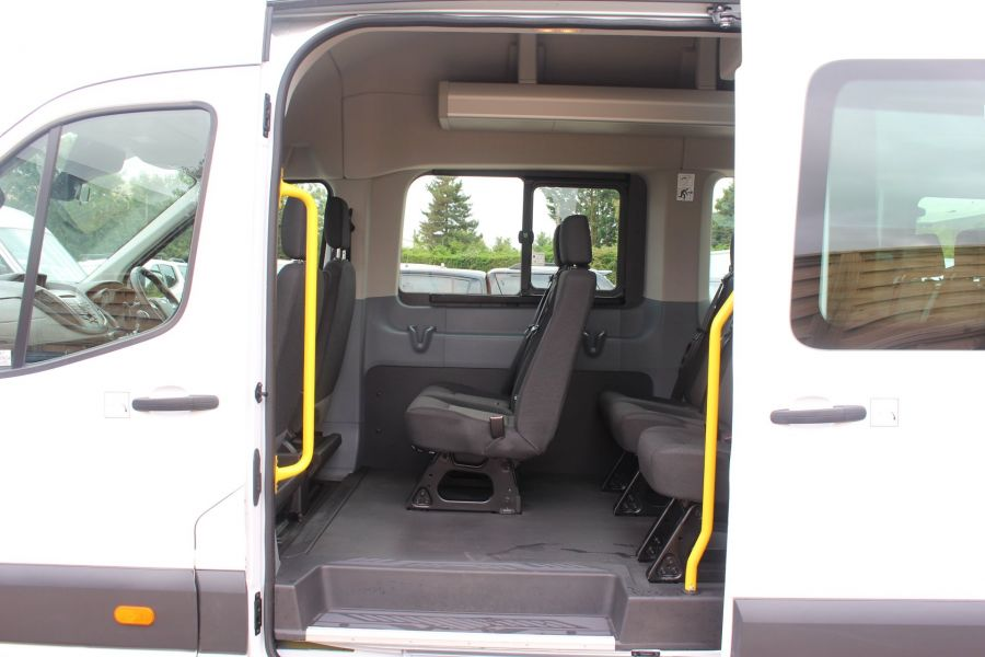 FORD TRANSIT 460 TDCI 125 L4 H3 LWB HIGH ROOF 17 SEAT BUS RWD - 6608 - 19