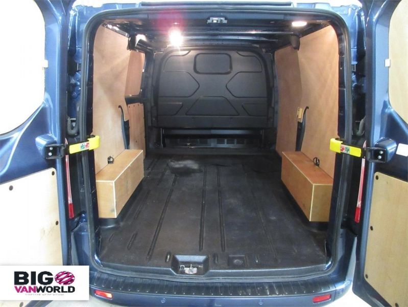 FORD TRANSIT CUSTOM 290 TDCI 170 L1 H1 SPORT SWB LOW ROOF FWD - 8961 - 15