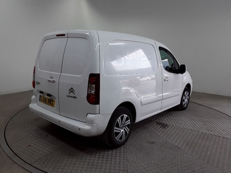 CITROEN BERLINGO 625 HDI 75 L1H1 ENTERPRISE SWB LOW ROOF - 11721 - 3