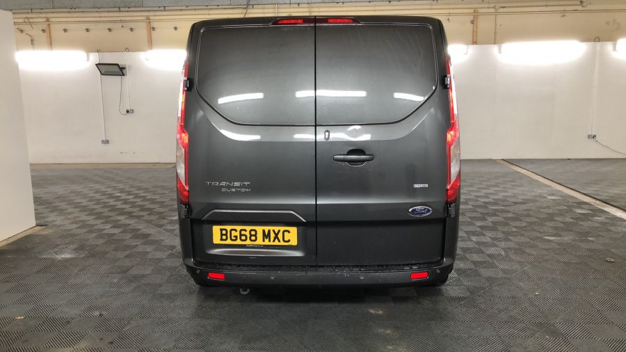 FORD TRANSIT CUSTOM 280 TDCI 130 L1H1 LIMITED SWB LOW ROOF FWD - 12043 - 4