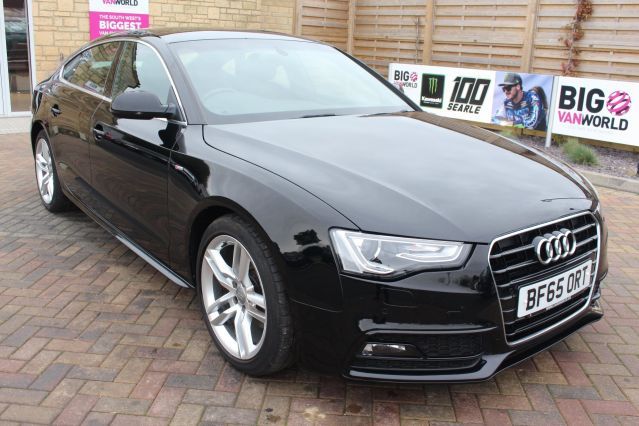 Used AUDI A5 in Used Cars Swindon for sale