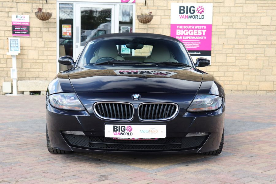 BMW Z SERIES Z4 2.0i SPORT ROADSTER 150 BHP CONVERTIBLE  (14313) - 12619 - 13