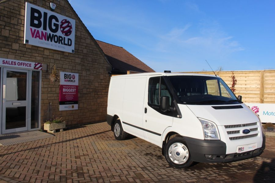 FORD TRANSIT 280 TDCI 125 TREND SWB LOW ROOF FWD - 7044 - 1