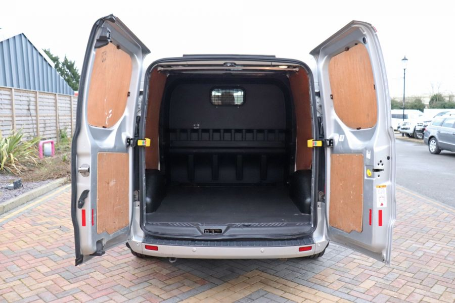 FORD TRANSIT CUSTOM 310 TDCI 130 L2H1 LIMITED DOUBLE CAB 6 SEAT CREW VAN  LWB LOW ROOF FWD  - 9968 - 40
