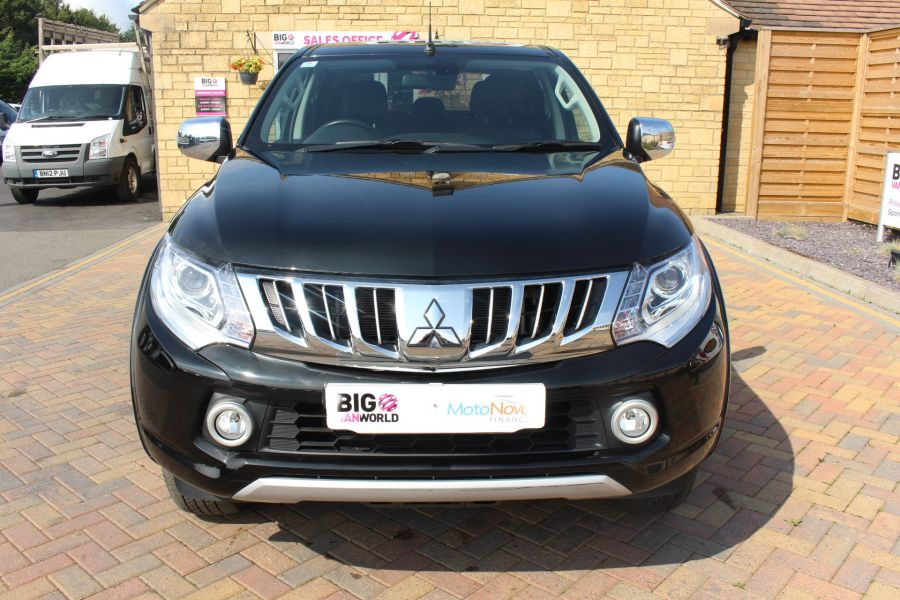 MITSUBISHI L200 DI-D 178 4WD WARRIOR DOUBLE CAB WITH MOUNTAIN TOP - 6974 - 9