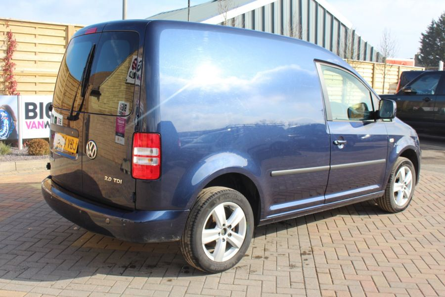VOLKSWAGEN CADDY C20 TDI 140 HIGHLINE - 7370 - 5