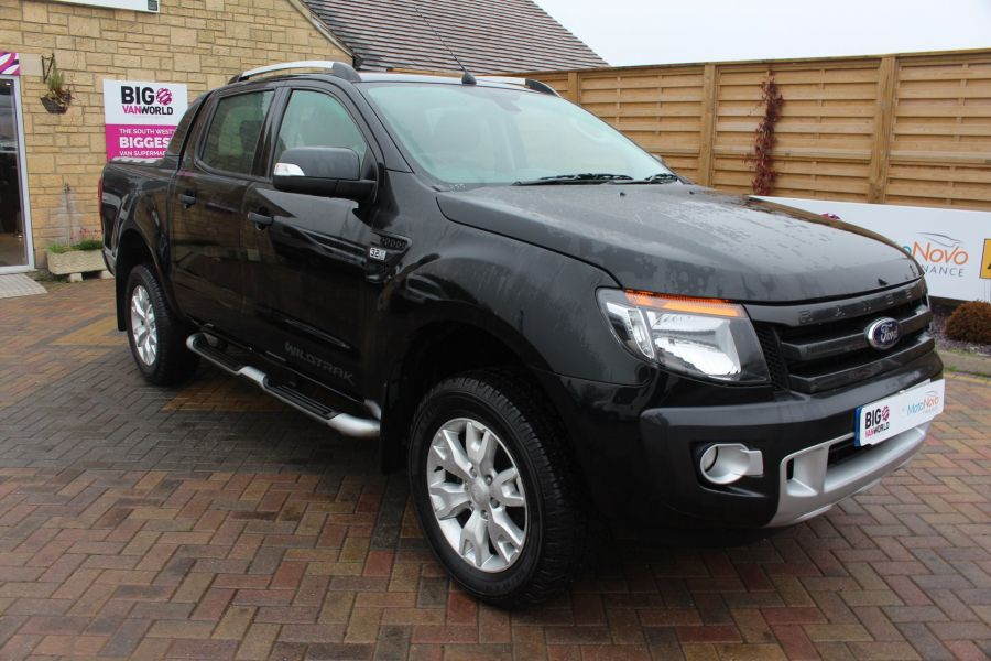 FORD RANGER TDCI 197 WILDTRAK 4X4 DOUBLE CAB WITH ROLL'N'LOCK TOP - 6862 - 3