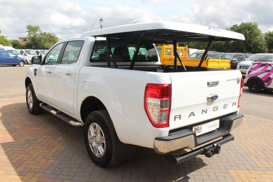 FORD RANGER 2.2 TDCI LIMITED 4X4 DOUBLE CAB WITH MOUNTAIN TOP - 6374 - 28