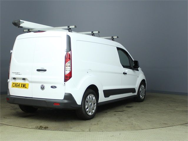 FORD TRANSIT CONNECT 210 TDCI 95 L2 H1 TREND LWB LOW ROOF - 7146 - 2