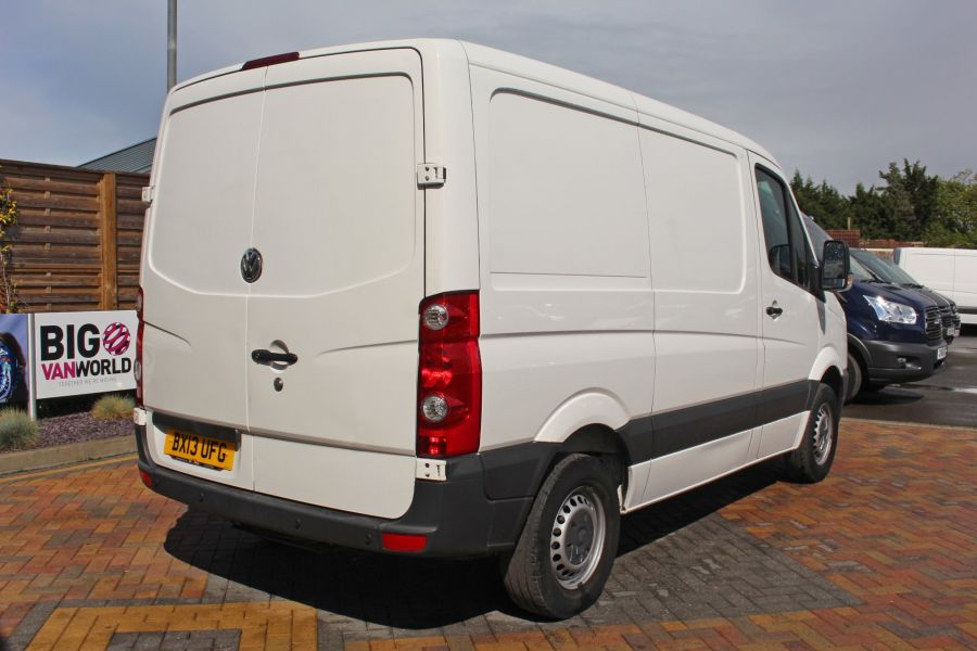 VOLKSWAGEN CRAFTER CR30 TDI 109 SWB LOW ROOF - 9154 - 5