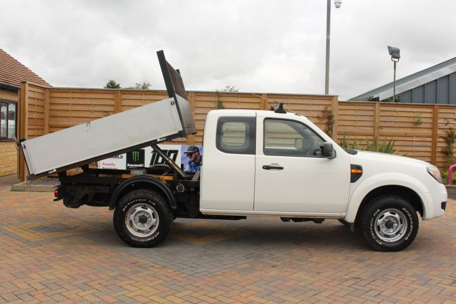 FORD RANGER XL 4X4 TDCI SUPER CAB ALLOY TIPPER - 6057 - 4