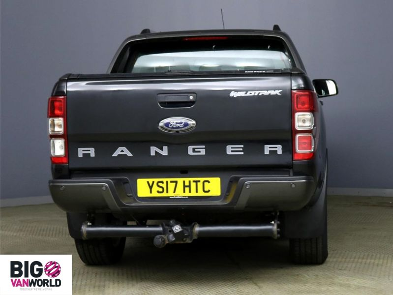 FORD RANGER WILDTRAK TDCI 200 4X4 DOUBLE CAB  - 9282 - 3