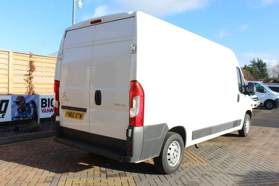 CITROEN RELAY 35 HDI 130 L3 H2 ENTERPRISE LWB MEDIUM ROOF - 8570 - 5