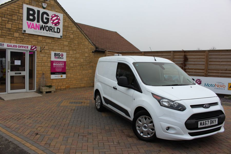 FORD TRANSIT CONNECT 200 TDCI 75 L1 H1 TREND SWB LOW ROOF - 8372 - 2