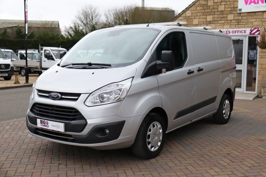 FORD TRANSIT CUSTOM 290 TDCI 130 L1H1 TREND SWB LOW ROOF FWD - 10465 - 9