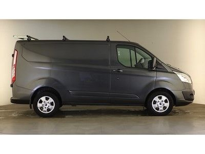 FORD TRANSIT CUSTOM 270 TDCI 130 L1H1 LIMITED SWB LOW ROOF  - 12487 - 3