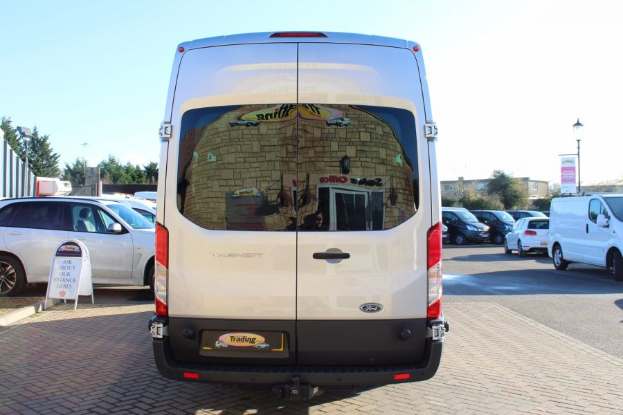 FORD TRANSIT 460 TDCI 155 L4 H3 TREND 18 SEAT BUS - 5330 - 4
